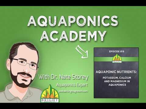 Aquaponics Academy #16: Potassium, Calcium, And Magnesium