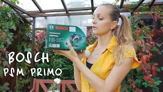 шлифовальная машина Bosch PSM 100 A обзор