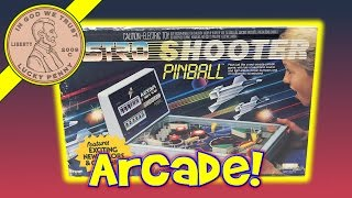 Astro Shooter Pinball Game By Tomy - Pinball Wizard!