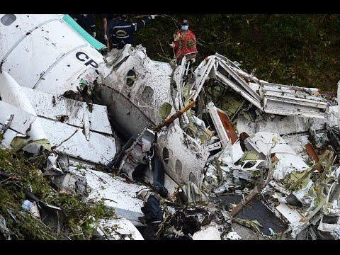 Relato Piloto Avianca Accidente Avro RJ85 Lamia (Equipo Chapecoense)