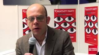 Creativity Party - intervista a Adriano Cacioli – Orafo ed ex studente Accademia del Lusso
