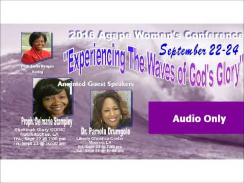 LWCBR - Fri PM 9-24-16 Agape Women's Conference