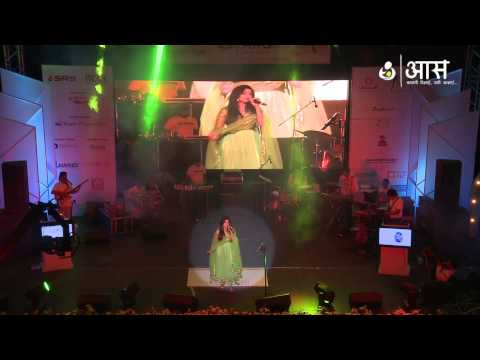 """Jhalla Wallah"" by Shreya Ghoshal ( AAS Housewives Awards 2012 )"