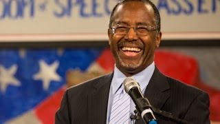 Ben Carson Calmly Redirected Armed Robber From Himself To Cashier