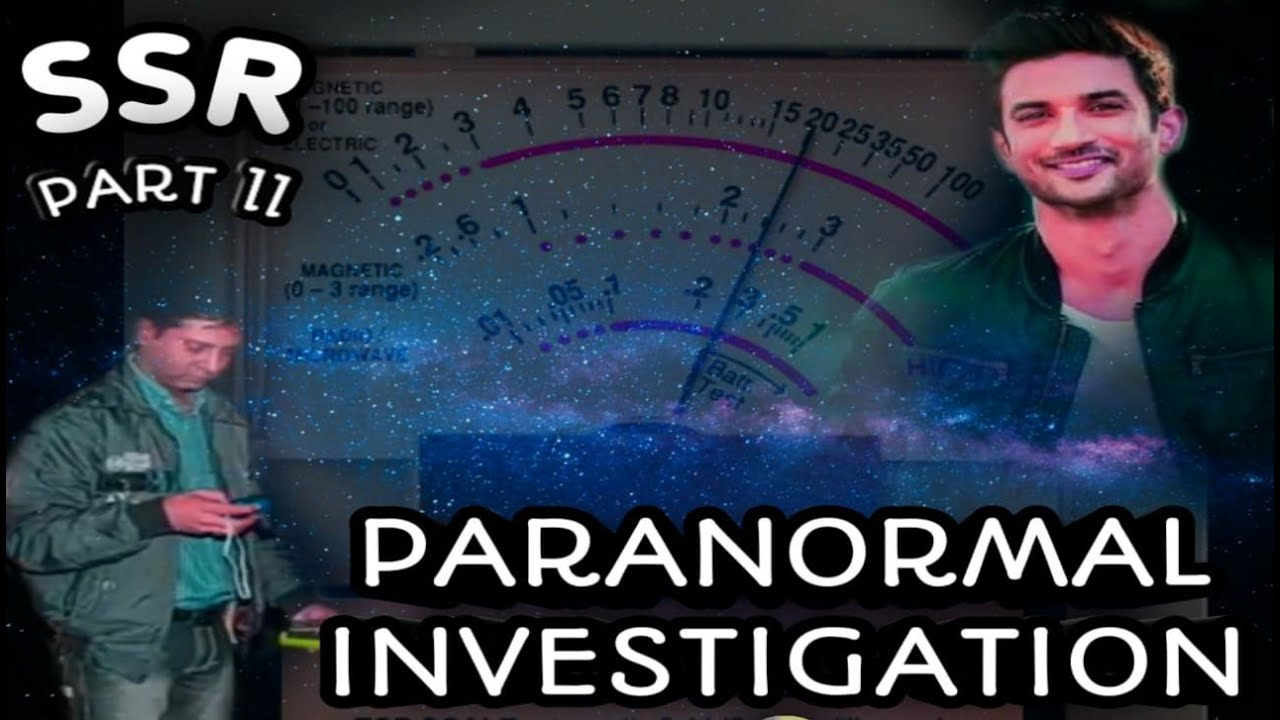 Para  communication   SS R   part -2 - Indication from paranormal  energies   use headphone....