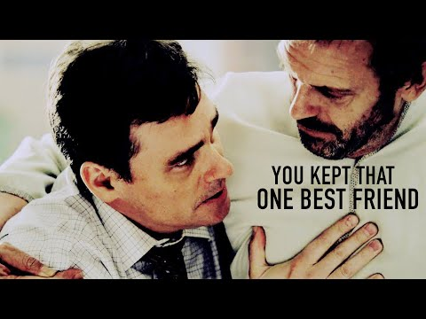 House & Wilson | 'You Kept That One Best Friend'