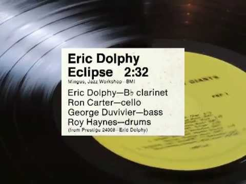 ECLIPSE - Eric Dolphy