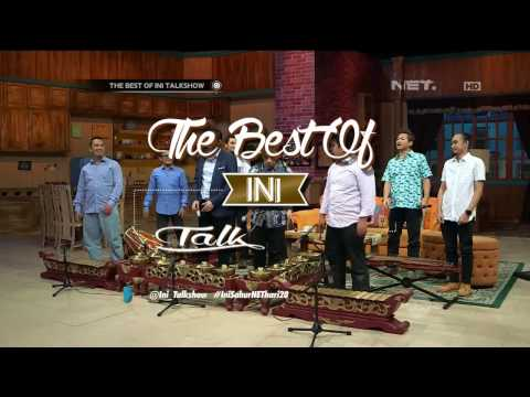 The Best of Ini Talkshow - Keren! Mang Saswi Nyanyi