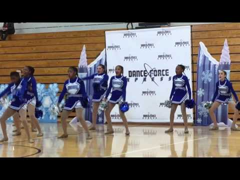 Hilbert middle school pom's ??