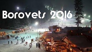 Bulgaria Skiing - Borovets Resort, Bulgaria December 2016