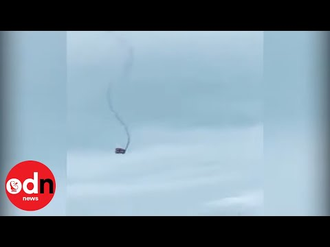 Man Defies Death After Parachute Fails