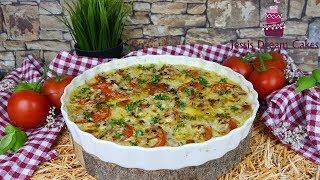 Tomaten Mozzarella Auflauf / Gebackene Mozzarella-Tomaten / Einfach Lecker & Schnell !