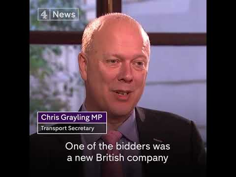 #Tory #BrexitShambles 🇬🇧🇪🇺  WATCH: Transport Secretary Chris grayling in CAR CRASH interview