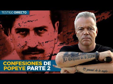 Así Popeye narraba en detalle crímenes atroces, entrevista Rafael Poveda - PARTE 2 - Testigo Directo