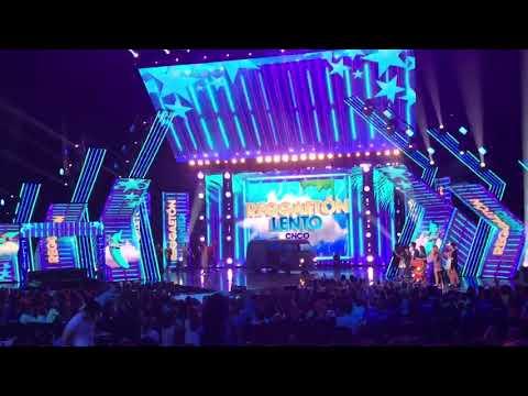 """Cnco-mejor canción.. kids choice awards México  (celebración..""""ganamos cncowners"""")"""