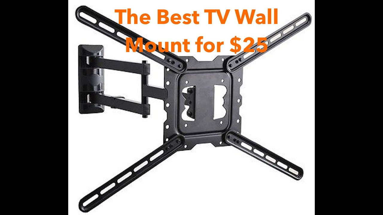 Unboxing The Best Tv Wall Mount For 25 Videosecu Tv