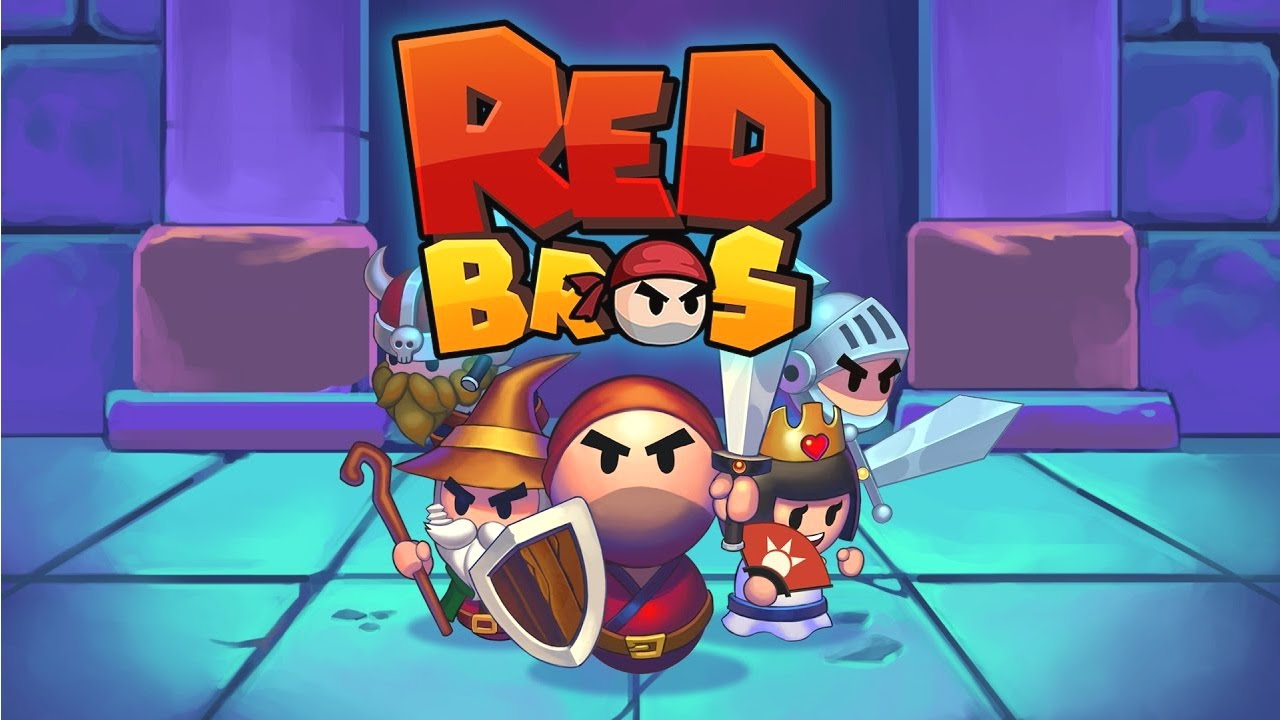 Red Bros Android Gameplay u1d34u1d30