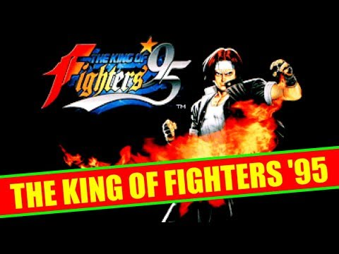 草薙京 - THE KING OF FIGHTERS '95 for PlayStation on PS3