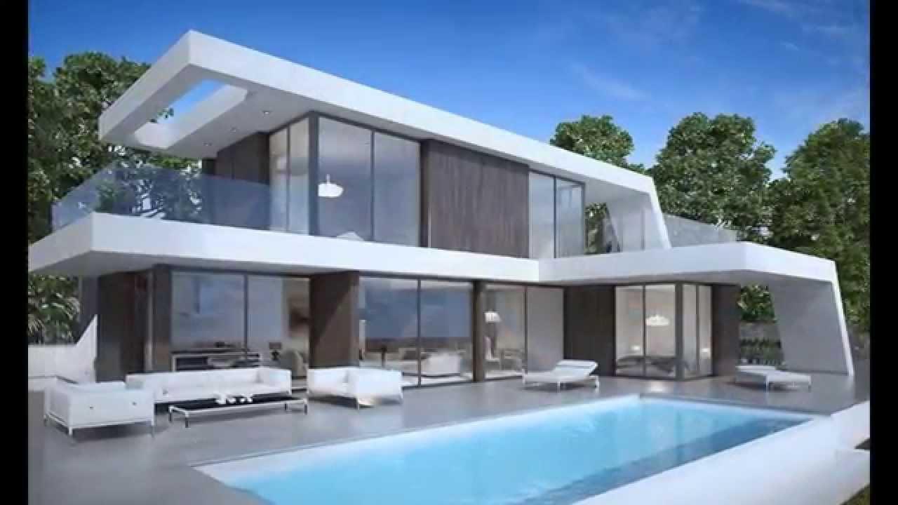 villas de luxe a vendre a javea costa blanca spagne youtube