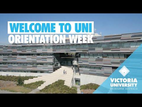 Welcome to Uni - Orientation Week