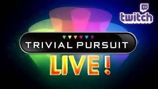 Twitch Livestream | Trivial Pursuit Live! [Xbox One]