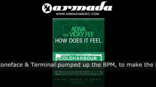 Adiva feat. Vicky Fee - How Does It Feel (Myon Shane 54 Vocal Mix) (CLHR078)