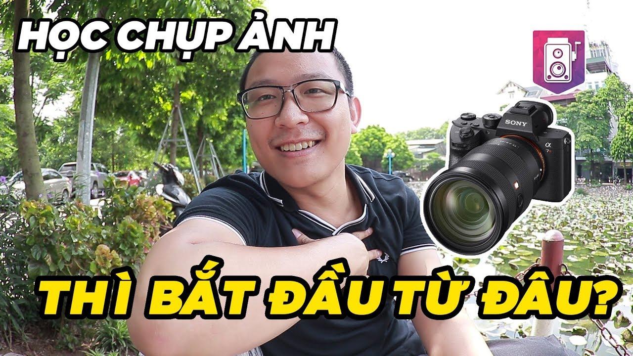 Trả tiền để học chụp ảnh ✅ Nên hay Không| Máy ảnh cũ Hà Nội
