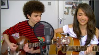 Hit The Road Jack-Ray Charles (cover by Joy and Paulo)