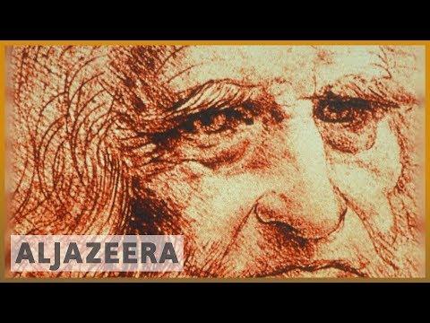 🇮🇹-leonardo-da-vinci-remembered-500-years-after-his-death- -al-jazeera-english