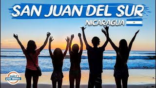 Discover San Juan del Sur - Paradise Found in Nicaragua | 90+ Countries with 3 Kids