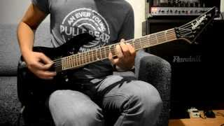 Bullet for My Valentine -- Breaking Out, Breaking Down (Cover)