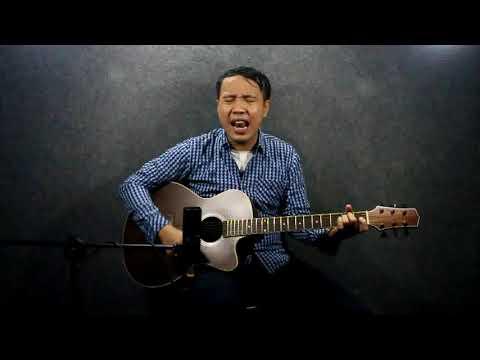 Naff - Terendap Laraku (Hezron Acoustic Cover)