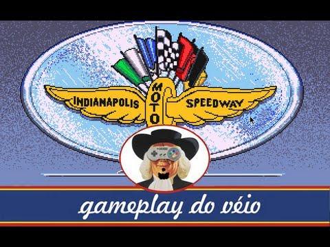 Indianapolis 500 - Gameplay do Véio