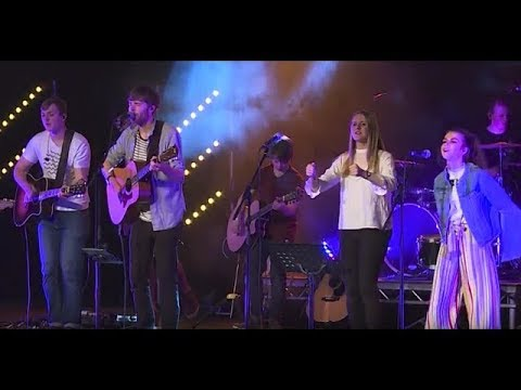 Tribe (feat. Andy Hatherly) - Vineyard Worship Live From DTI 2017