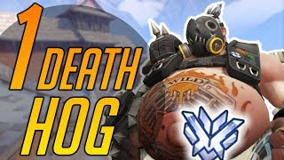 ONE DEATH ROADHOG - Overwatch