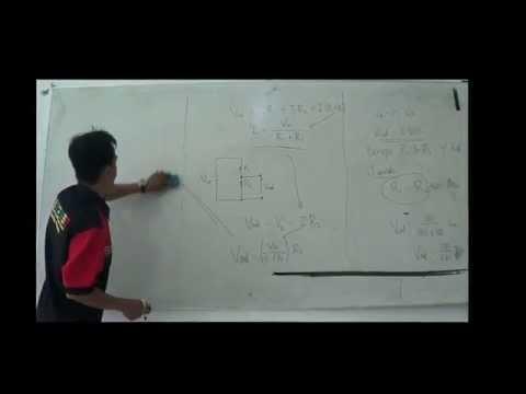 Elektronika 1 - Pertemuan 2