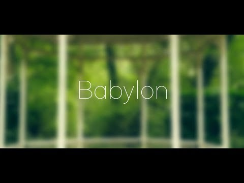 Babylon (Thomas Azier) - cover