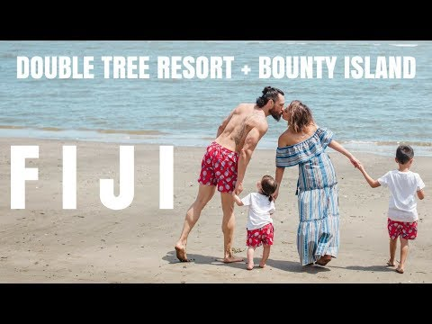 FIJI - DOUBLE TREE RESORT & BOUNTY ISLAND