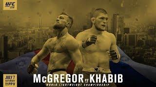 """Conor McGregor vs Khabib Nurmagomedov - """"Legacy"""""""