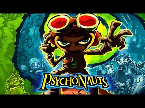 CGR Undertow - PSYCHONAUTS review for PC