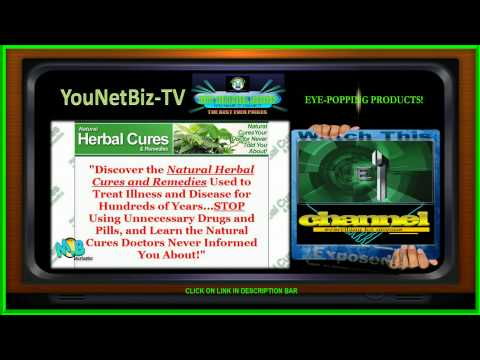 Digital products house Natural Herbal Cures and Remedies