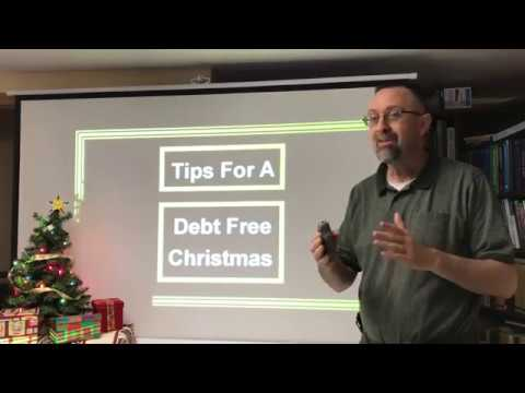 Tips For A Debt Free Christmas