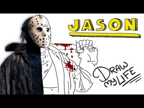JASON VOORHEES | Draw My Life