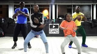 Robinio Mundibu - Bina na nga choreography by Yap's and Joel Tenda