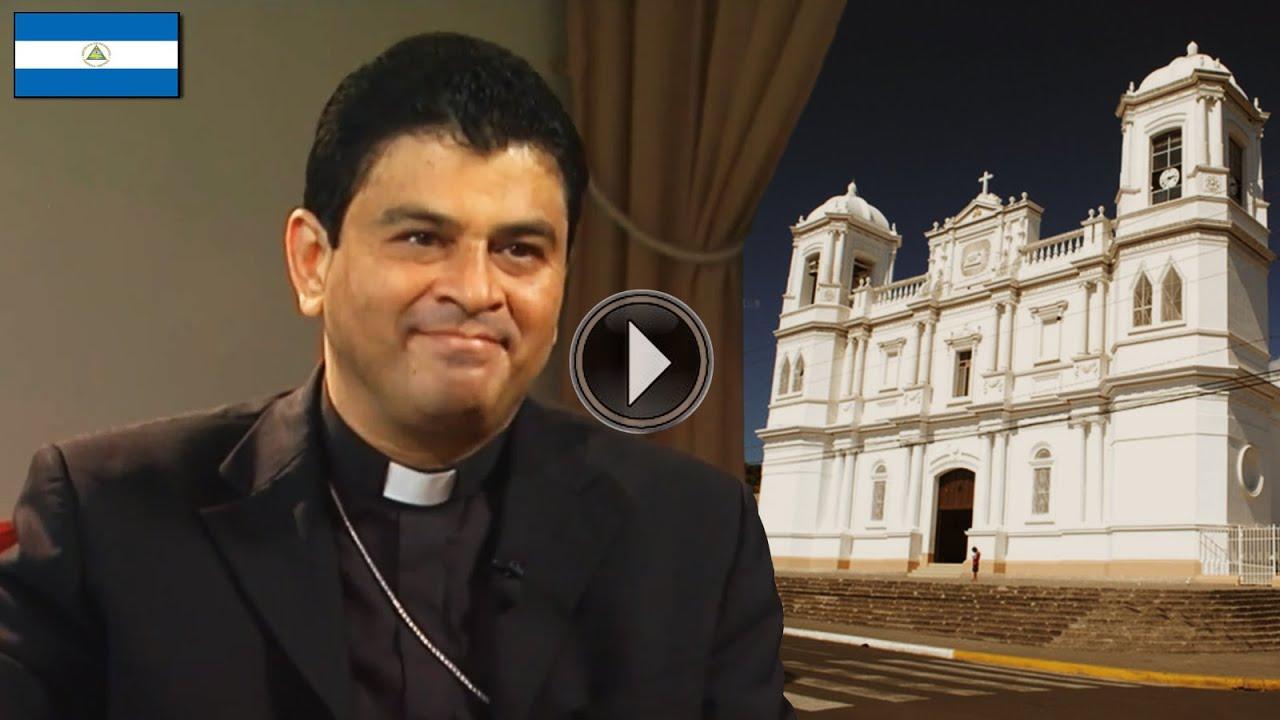 Mons. Rolando José Álvarez Lagos Obispo de Matagalpa, Nicaragua