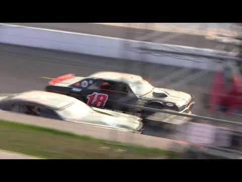 OSCAAR Hot Rod Heat 4 Sunset Speedway Velocity 250 2019