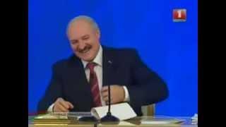Анекдот о Лукашенко в прямом эфире перед Лукашенко