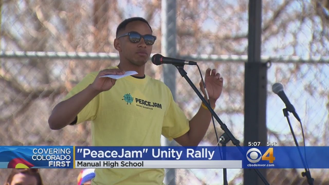 Students, Lawmakers Celebrate Diversity At Rally