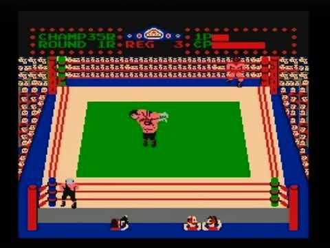 Tag Team Wrestling NES Gameplay - Data East