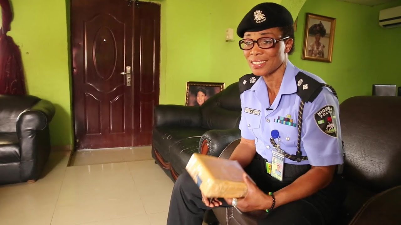 The police officer who won Nigeria's first Olympic gold